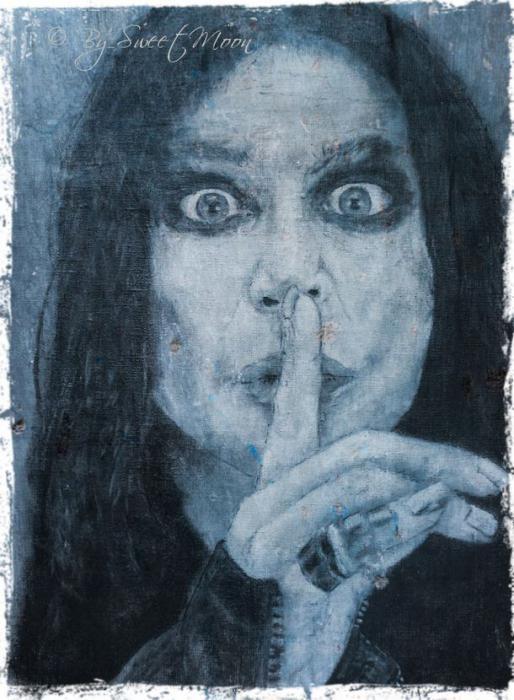 Ozzy Osbourne por SweetMoon